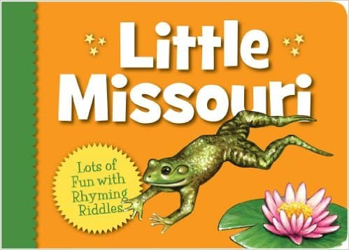 Little Missouri (Little State) Board book by Judy Young - Image is from amazon.com