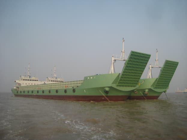 LCT vessels (All Photos by Travel Man aka Ireno Alcala)