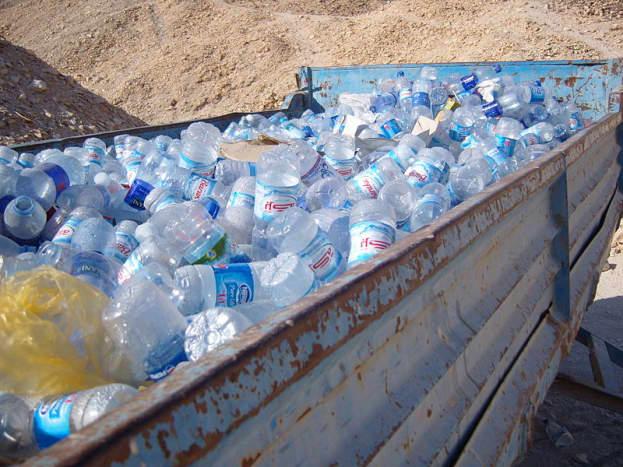 Plastic products trigger estrogen effect