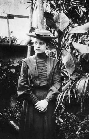 """Albert Einstein praised Lise Meitner as """"the German Marie Curie"""". The second woman Doctor of Physics, she was one of the great nuclear scientists of all-time."""