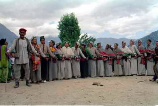 Community Folk Dance