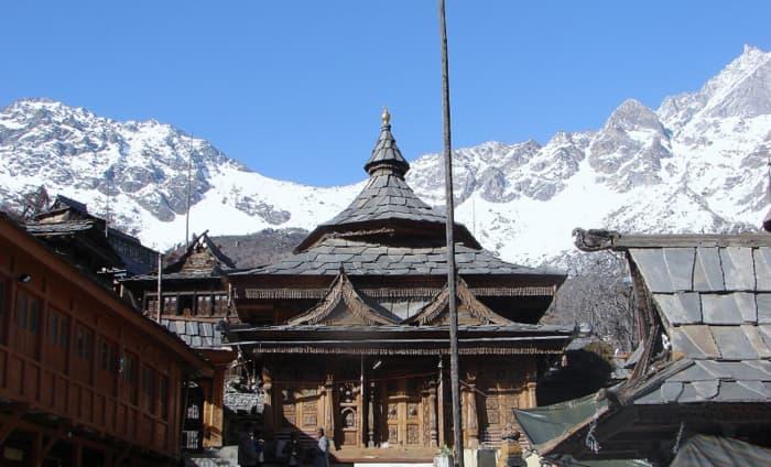 Sangla Temple