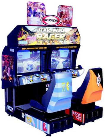 Star Wars Arcade Racer