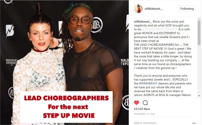 What Do We Know About Step Up 6: China?
