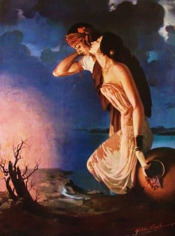 Soni Mahiwal- The masterpiece of Sobha Singh