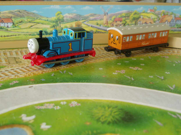 Thomas and Clarabel