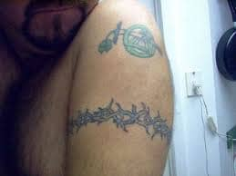 Barbed Wire Tattoo Design Pictures