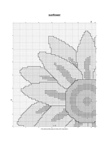 free-cross-stich-pattern-large-sunflower