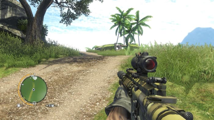 Gameplay 01: Far Cry 3 Letters of the Lost #16, Masahiro's Letter.