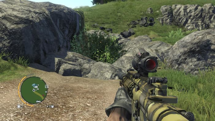 Gameplay 01: Far Cry 3 Letters of the Lost #15, Hayato's Fourth Letter.