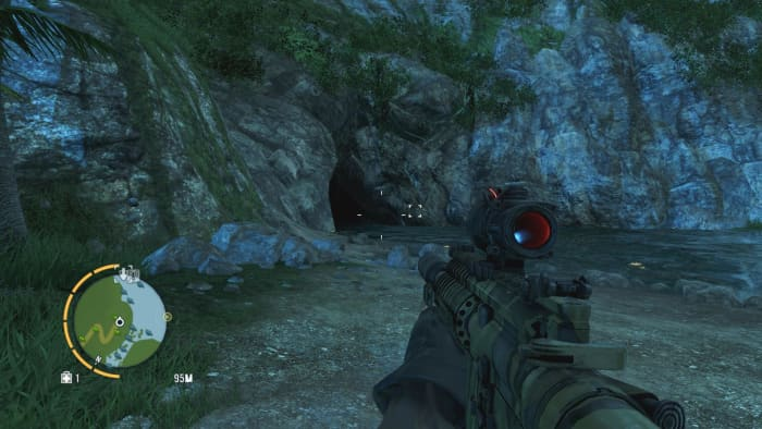 Archaeology 101 - Gameplay 01: Far Cry 3 Relic 57, Shark 27.
