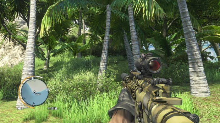 Archaeology 101 - Gameplay 01: Far Cry 3 Relic 99, Heron 9.