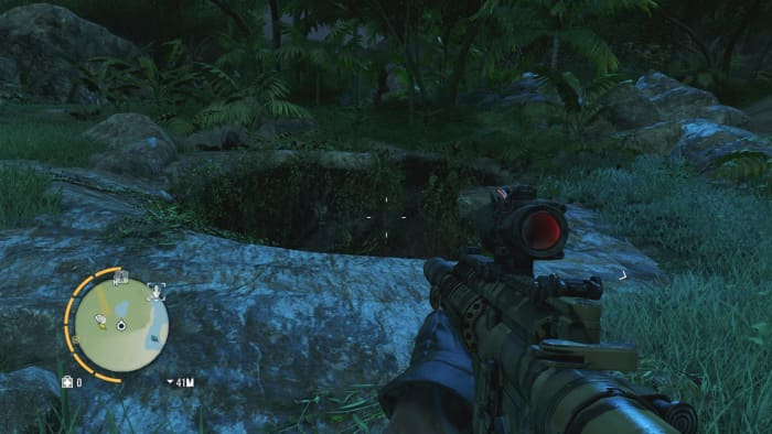 Archaeology 101 - Gameplay 01: Far Cry 3 Relic 9, Spider 9.