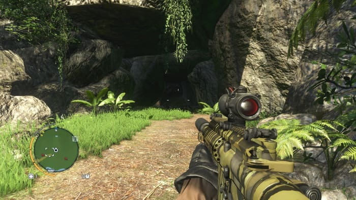 Archaeology 101 - Gameplay 01: Far Cry 3 Relic 41, Shark 11.