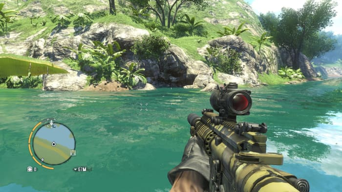 Archaeology 101 - Gameplay 01: Far Cry 3 Relic 40, Shark 10.
