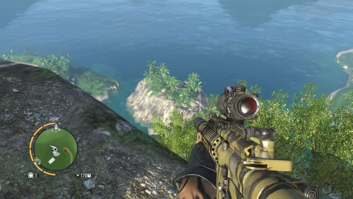 Archaeology 101 - Gameplay 01: Far Cry 3 Relic 95, Heron 5.
