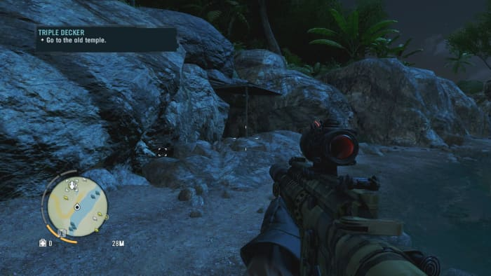 Archaeology 101 - Gameplay 01: Far Cry 3 Relic 70, Boar 10.