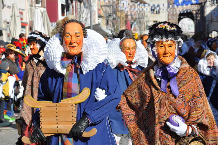 Masks from Germany