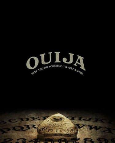 The 2014 Ouija movie just sucks...