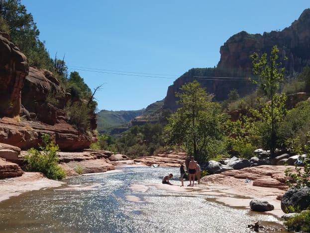 Slide Rock, Arizona