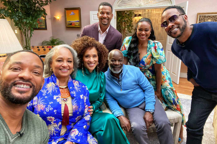 The cast got together for a Reunion Special in 2020!