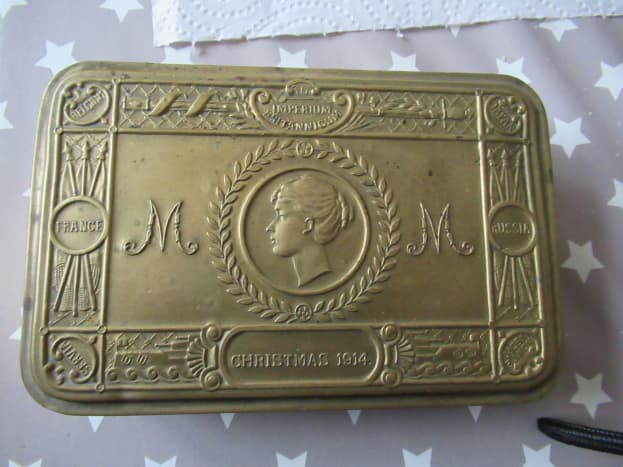 Princess Mary's Christmas Box for the soldiers of WW1