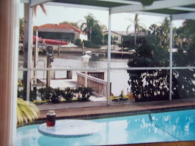Apollo Beach House (Photo of a Photo)