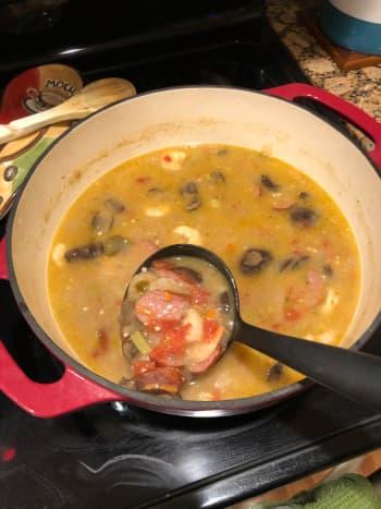 how-to-make-sausage-and-shrimp-gumbo