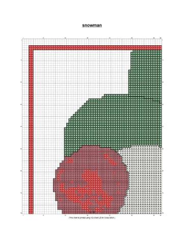 free-cross-stitch-pattern-large-snowman