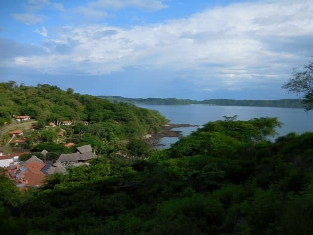 The Panoramic room at Secrets Resort at Papagayo Bay