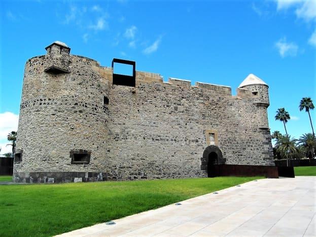 Castillo de la Luz, Las Palmas.