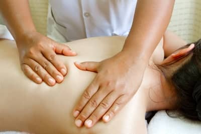 massage can help relieve toxins, stress, and promote wellness.
