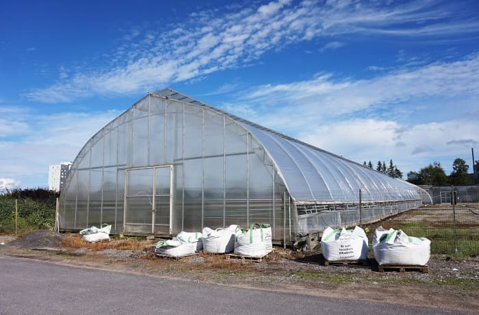 Poly Film Greenhouse
