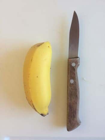 Silver bananas are quite small