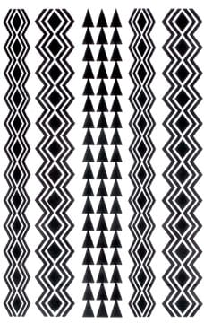 Hawaiian tribal tattoo designs.