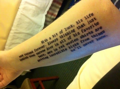 """""""Fear and Loathing in Las Vegas"""" by Hunter S. Thompson"""