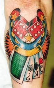 Dice Tattoo Picture