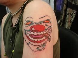 clown-tattoos-and-meanings-clown-tattoo-designs-and-ideas-clown-tattoo-images