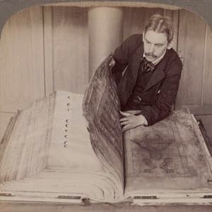 Just to give you an idea on how big the Codex is.
