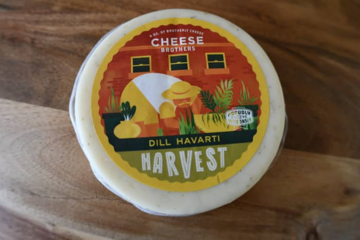 A blend of herbs. A more earthy, aromatic cheese. Its flavor wasn't as sharp or distinct as some of the other cheeses on this list. It makes for a nice afternoon snack while trying to hide from your boss and dream of valleys and wine-sodden bliss.