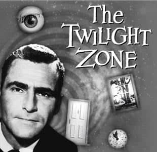 A Twilight Zone poster