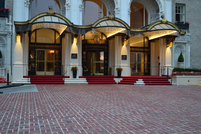 Mark Hopkins Hotel, San Francisco