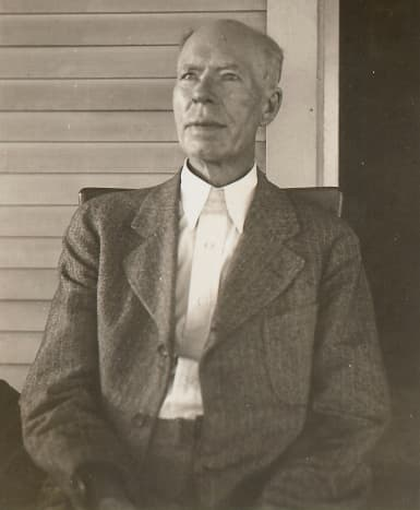 My great-grandfather