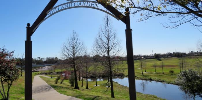 Wetland Garden Marker