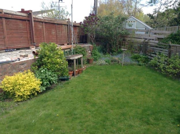Fresh Spring Garden