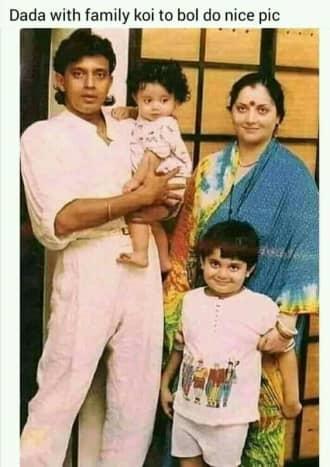 Mithunda lovely family photo