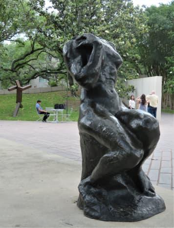 Cybele by Auguste Rodin