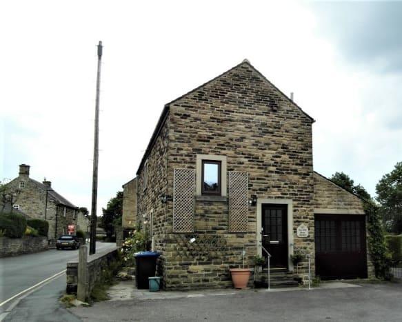 Eyam, Derbyshire.