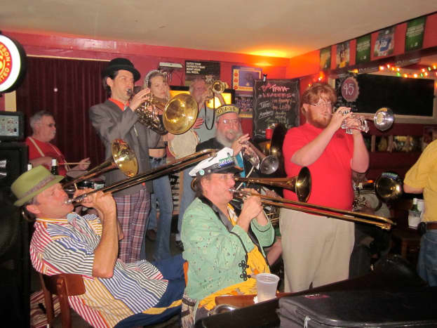 Great American Brass Band Week. 6th-8th--wikimedia commons