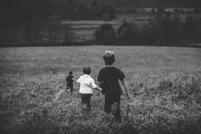 Childhood: Image by Free-Photos from Pixabay